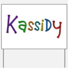 Kassidy Play Clay Yard Sign