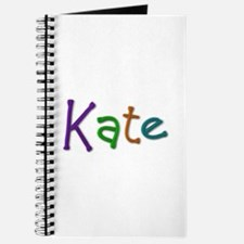 Kate Play Clay Journal