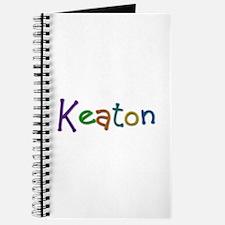 Keaton Play Clay Journal