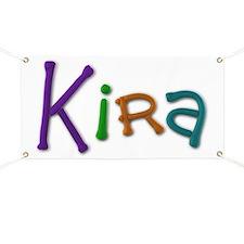 Kira Play Clay Banner