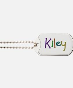 Kiley Play Clay Dog Tags