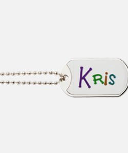 Kris Play Clay Dog Tags