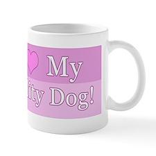 loveagilitydog_pink Mug