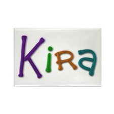 Kira Play Clay Rectangle Magnet 10 Pack