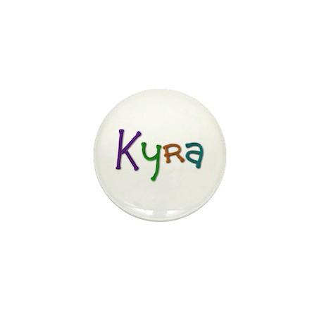 Kyra Play Clay Mini Button