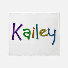 Kailey Play Clay Throw Blanket