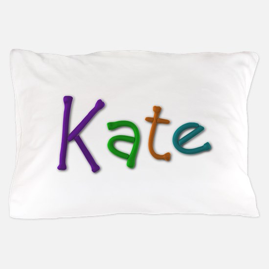 Kate Play Clay Pillow Case