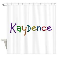 Kaydence Play Clay Shower Curtain