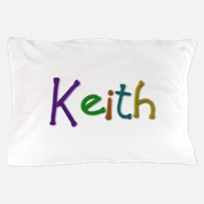 Keith Play Clay Pillow Case