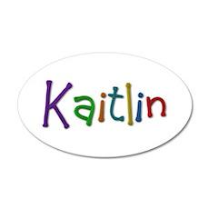 Kaitlin Play Clay Wall Decal