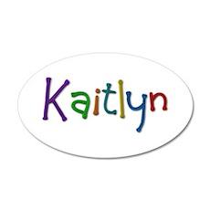 Kaitlyn Play Clay Wall Decal