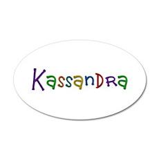 Kassandra Play Clay Wall Decal