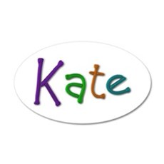 Kate Play Clay Wall Decal