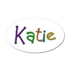 Katie Play Clay Wall Decal