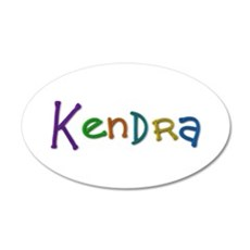 Kendra Play Clay Wall Decal