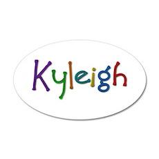 Kyleigh Play Clay Wall Decal