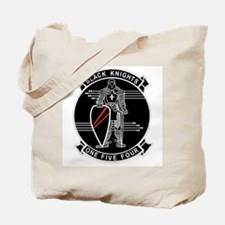VF-154 Black Knights Tote Bag