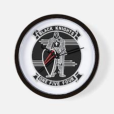 VF-154 Black Knights Wall Clock