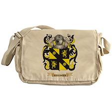 Kramer Coat of Arms - Family Crest Messenger Bag