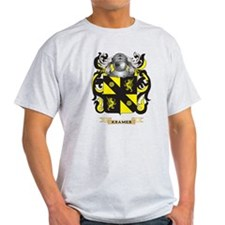 Kramer Coat of Arms - Family Crest T-Shirt