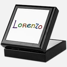 Lorenzo Play Clay Keepsake Box