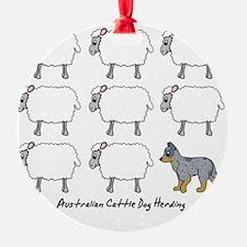 auscattle_herding Ornament