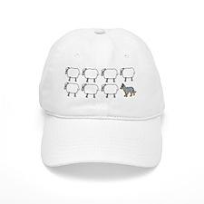 auscattle_herding_mug Baseball Cap