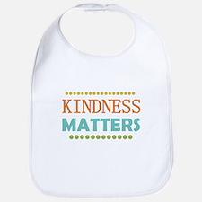 Kindness Matters Bib