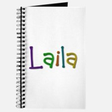 Laila Play Clay Journal