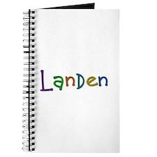 Landen Play Clay Journal