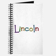 Lincoln Play Clay Journal