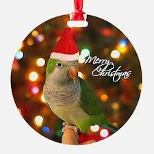 quaker_santa_ornament2 Ornament
