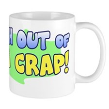 giveacrap Small Mug