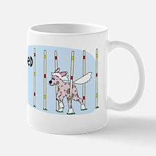 chinesecrested_agility_bumper Mug
