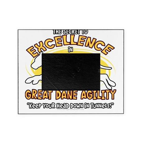 greatdane_excellence_blk Picture Frame
