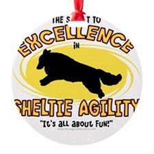 sheltie_excellence Ornament