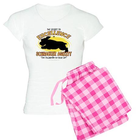schnauzer_excellence Women's Light Pajamas