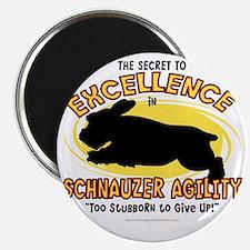 schnauzer_excellence Magnet