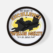 papillon_excellence Wall Clock