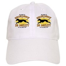 italiangreyhound_excellence_mug Baseball Cap