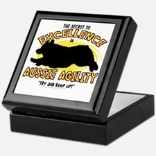 australianshep_excellence Keepsake Box