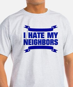 neighbors t shirts shirts tees custom neighbors clothing. Black Bedroom Furniture Sets. Home Design Ideas