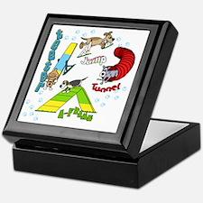 agilityfun Keepsake Box