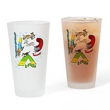 agilityfun Drinking Glass