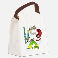 agilityfun Canvas Lunch Bag