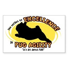 pug_excellence_oval Decal