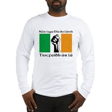 United Ireland Long Sleeve T-Shirt
