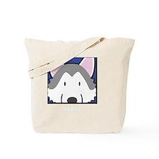 hayley_blk Tote Bag