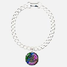 hippie_blacklab_ornament Bracelet