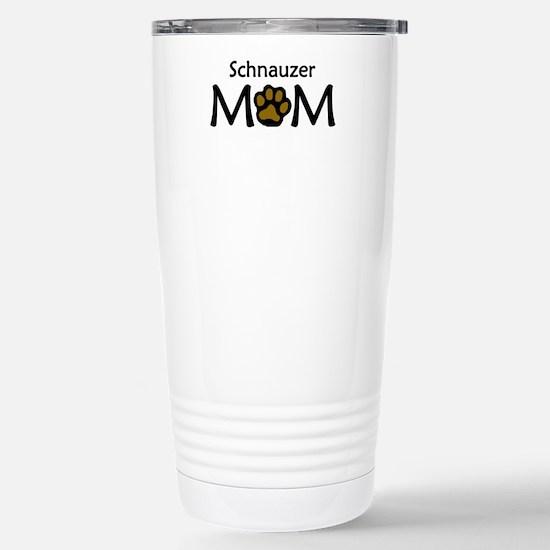 Schnauzer Mom Mugs
